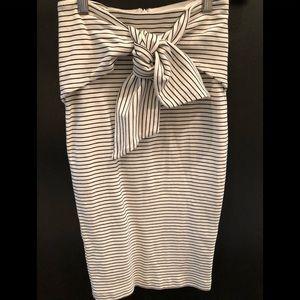 Zara stretchy skirt